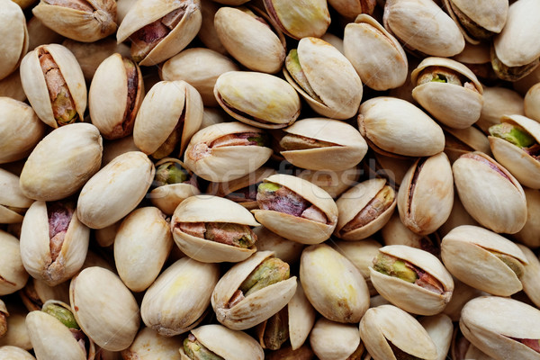 Salado conchas resumen textura alimentos Foto stock © sarahdoow