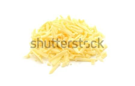 Grated cheese Stock photo © sarahdoow