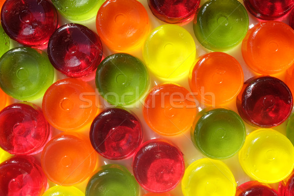 Multi-coloured hardy candy background  Stock photo © sarahdoow