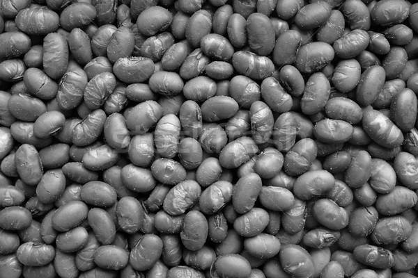 Gezouten sojasaus noten abstract textuur Stockfoto © sarahdoow