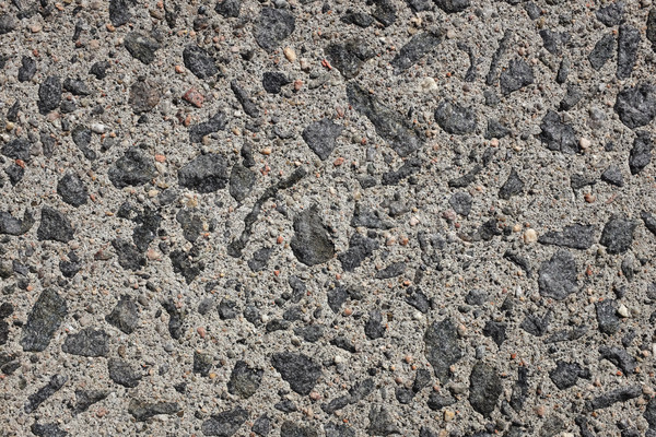 Exposed aggregate concrete paving background Stock photo © sarahdoow