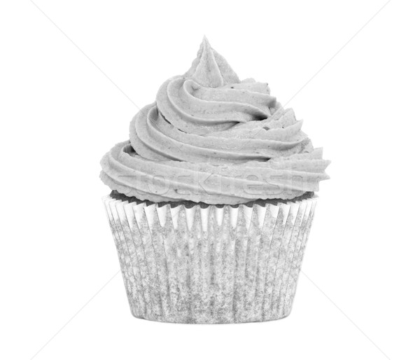 Tasty cupcake with frosting Stock photo © sarahdoow