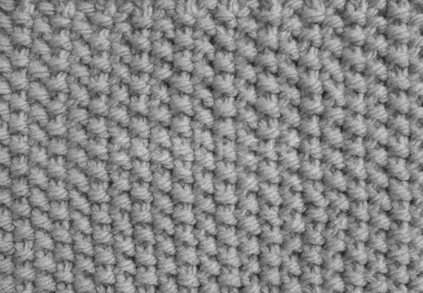 Mos steek garen abstract textuur Stockfoto © sarahdoow