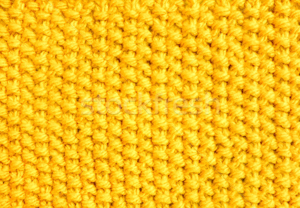 苔 ステッチ 黄色 糸 ウール ストックフォト © sarahdoow