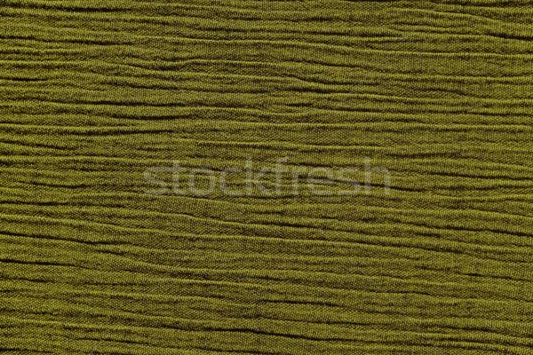 Stockfoto: Olijfolie · groene · materiaal · textuur · horizontaal · lijnen