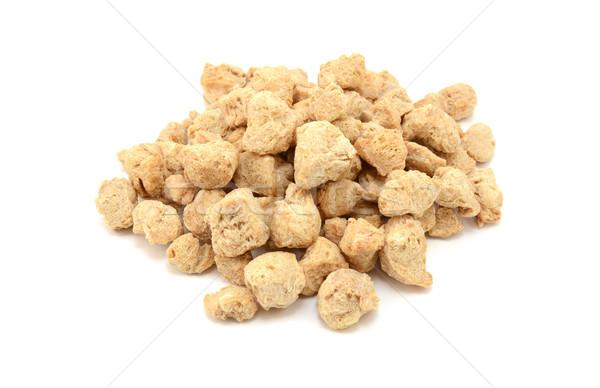 Soya protein chunks  Stock photo © sarahdoow