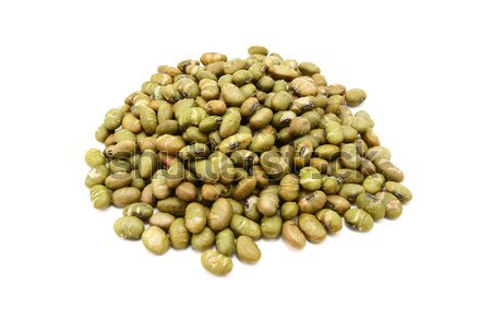 Roasted salted soy nuts Stock photo © sarahdoow