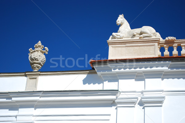 Historic architecture Stock photo © Sarkao