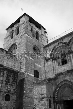 Church of the Holy Sepulchre, Jerusalem Stock photo © Sarkao
