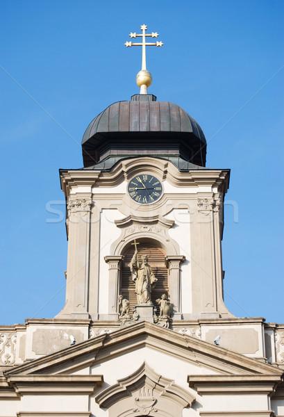 church tower Stock photo © Sarkao