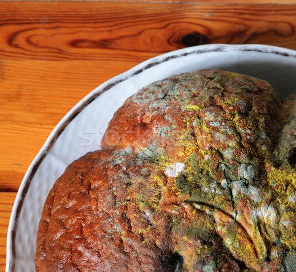 moldy bread Stock photo © Sarkao