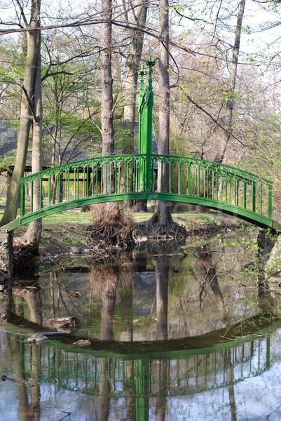 Bridge Stock photo © Sarkao