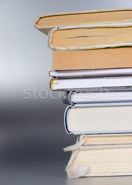 stack of books Stock photo © Sarkao