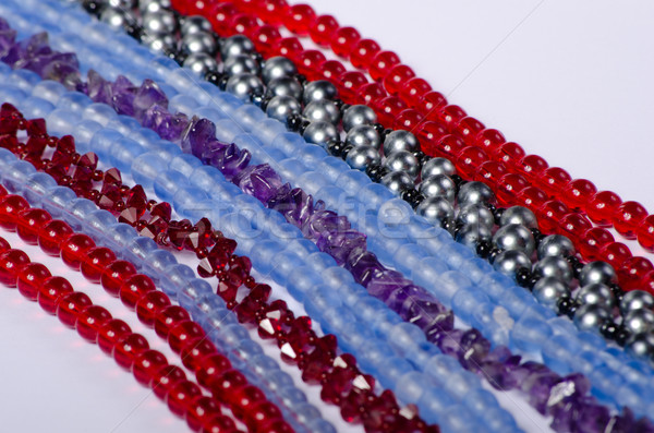 beaded jewelry Stock photo © Sarkao