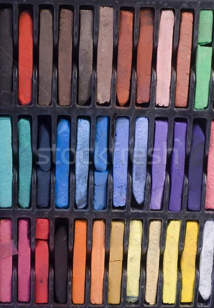 pastels Stock photo © Sarkao