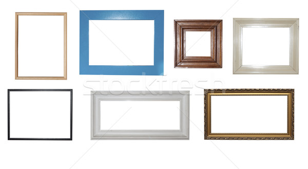 antique frames Stock photo © Sarkao