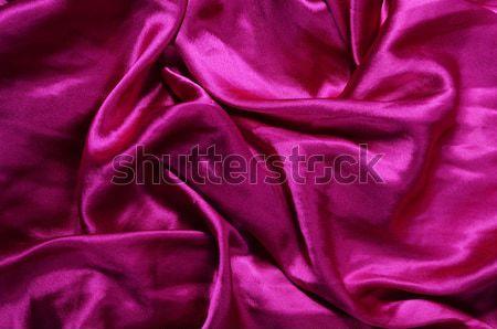 Rosa cetim textura fundo cor seda Foto stock © Sarkao