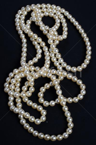 pearls Stock photo © Sarkao