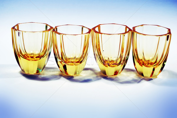 retro glasses Stock photo © Sarkao