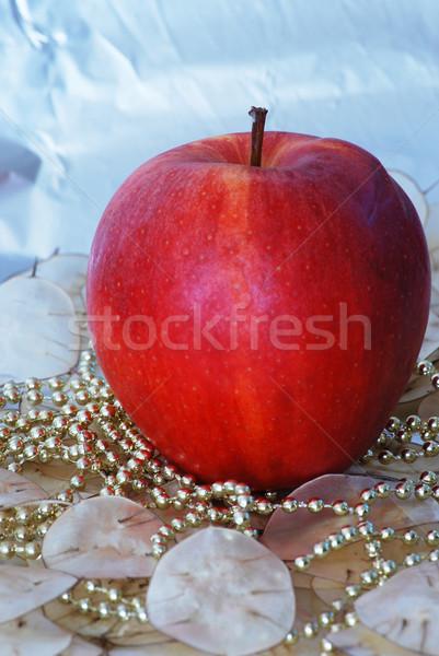 christmas apple Stock photo © Sarkao
