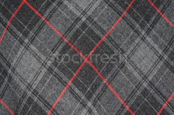 tartan cloth detail  Stock photo © Sarkao
