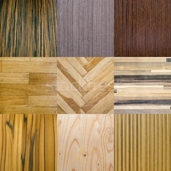 コレクション 木製 ストックフォト © Sarkao
