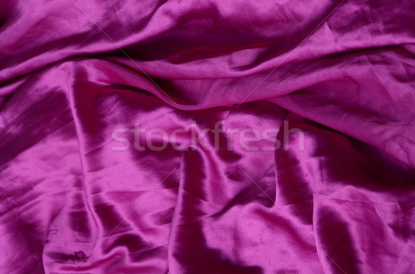 Szatén háttér szövet selyem luxus struktúra Stock fotó © Sarkao