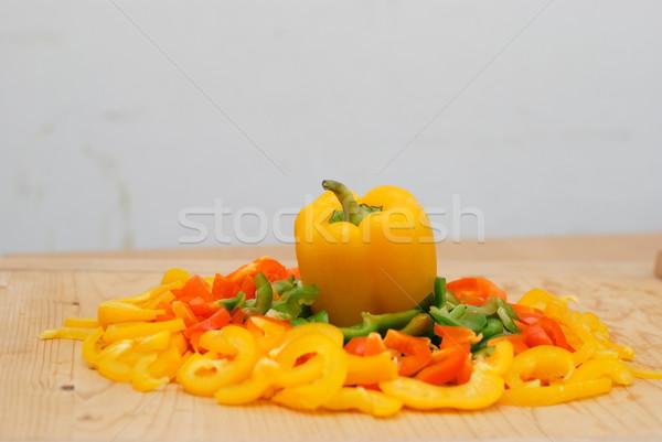 pepper Stock photo © Sarkao