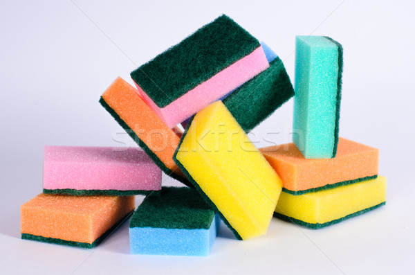 cleaning sponges Stock photo © Sarkao
