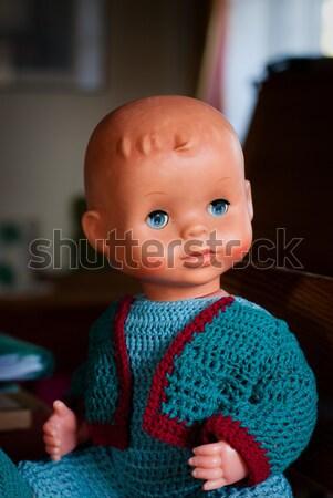 retro doll Stock photo © Sarkao