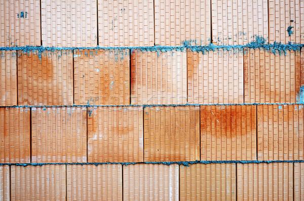 brick wall Stock photo © Sarkao