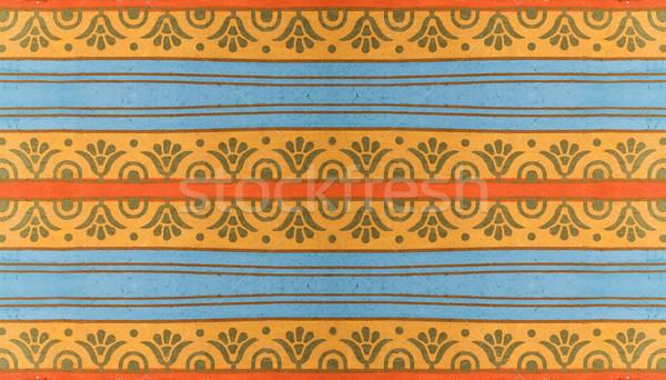 retro pattern Stock photo © Sarkao