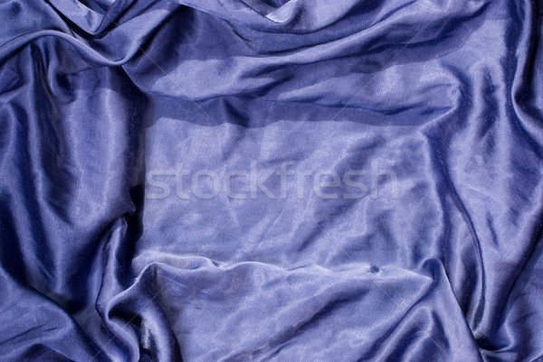 Stock photo: satin frame