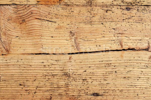 Fából készült struktúra textúra természet háttér padló Stock fotó © Sarkao