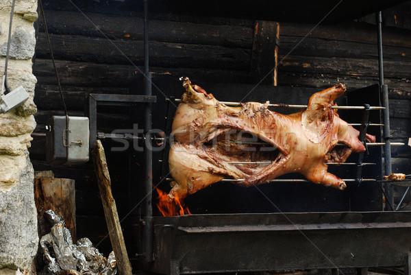 pig Stock photo © Sarkao
