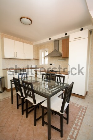 dinning room Stock photo © Sarkao