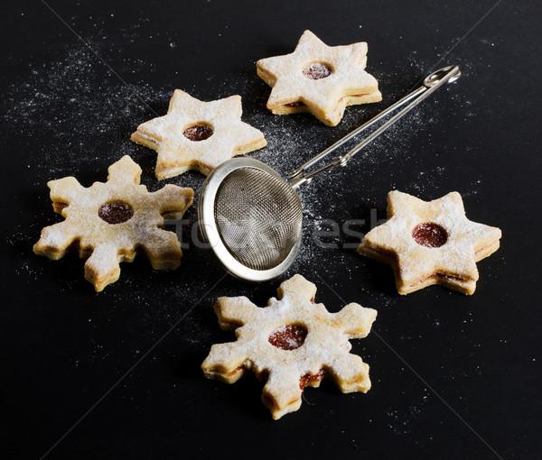 tasty czech christmas sweets Stock photo © Sarkao