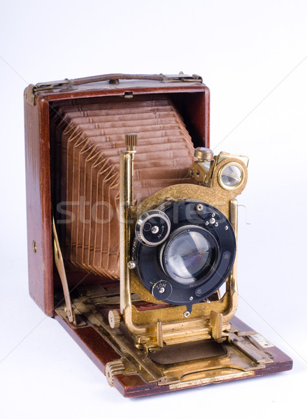 Old camera Stock photo © Sarkao