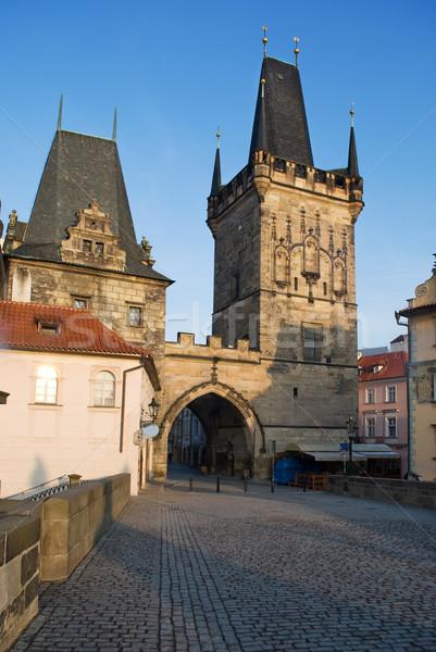 Charles bridge, Prague Stock photo © Sarkao