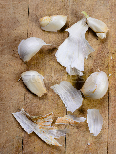 garlic Stock photo © Sarkao
