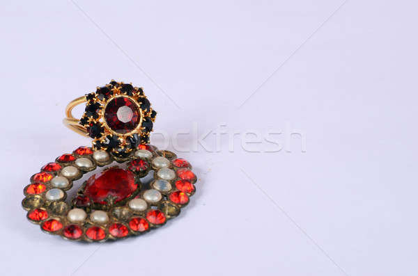 vintage accessories Stock photo © Sarkao