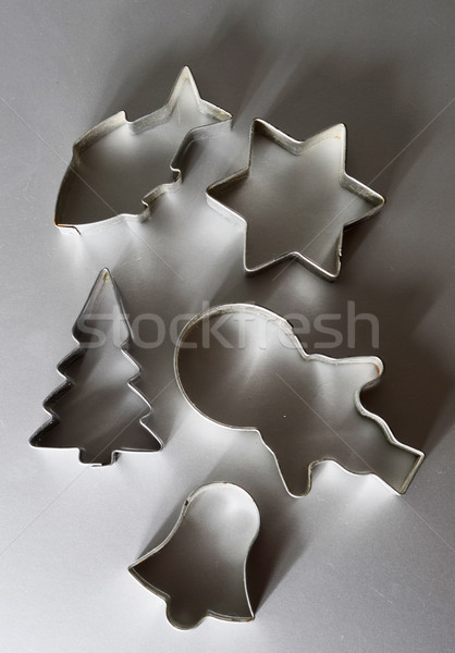 christmas cutters Stock photo © Sarkao