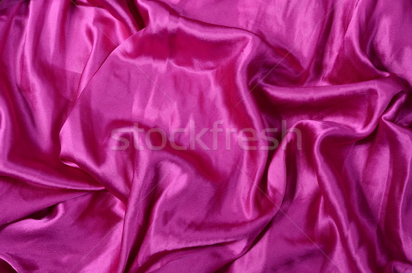 Rose satin texture fond couleur soie Photo stock © Sarkao