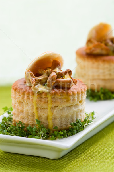 Setas alimentos vegetales pequeño Foto stock © sarsmis