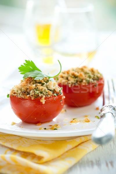 Tomatoes provencal style  Stock photo © sarsmis
