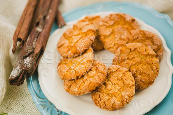 Сток-фото: Cookies · избирательный · подход · фон