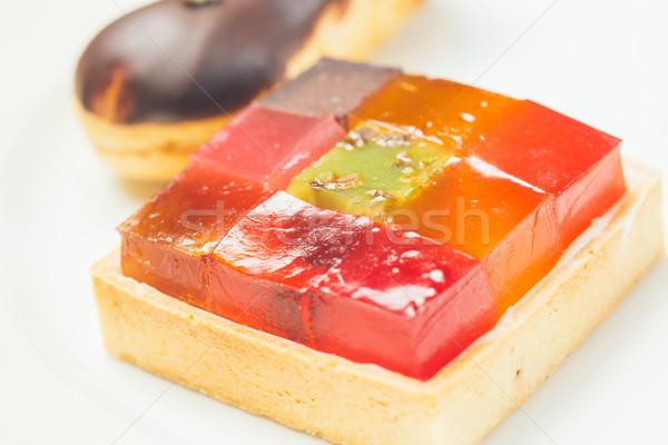 Colorful jelly Stock photo © sarymsakov