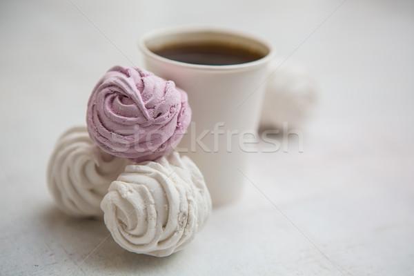 Cup Of Coffee Stock photo © sarymsakov