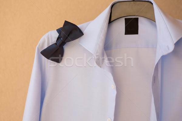 Kravat damat gömlek eller Stok fotoğraf © sarymsakov