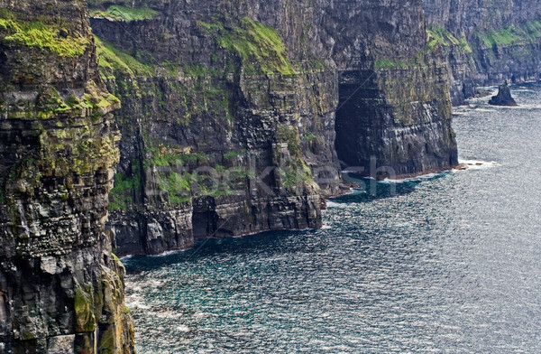 The Cliffs of Moher Stock photo © sbonk